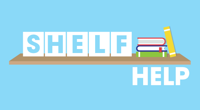 Shelf Help category