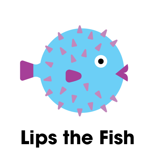 Lips the Fish