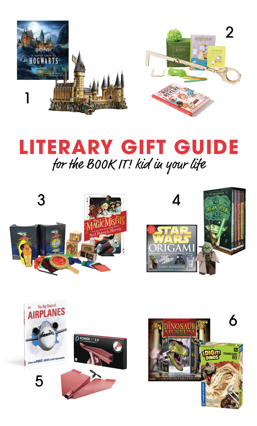 Literary Gift Guide