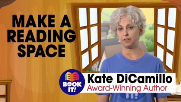 Make a Reading Space video
