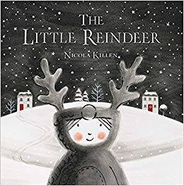 The Little Reindeer cover