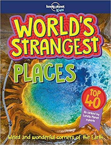 World's Strangest Places cover