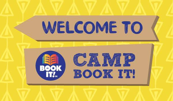 Welcome to Camp BOOK IT!